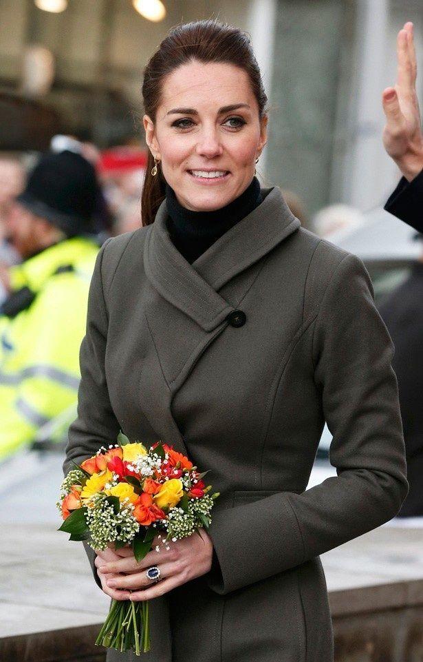 自身が撮影したシャーロット王女の写真が絶賛されているキャサリン妃