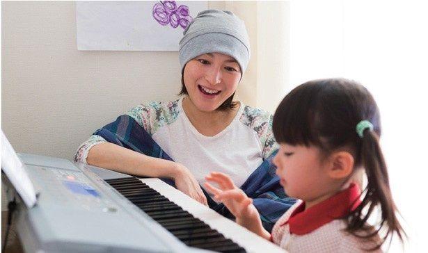 広末涼子が久しぶりに本格的な歌声を披露!