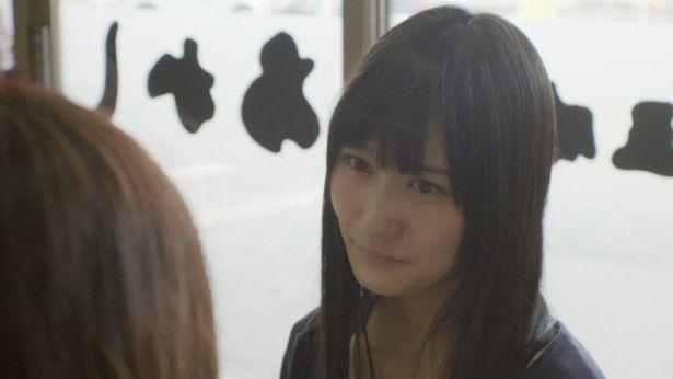 NMB48の次世代エースと言われる矢倉楓子の家族も登場(『道頓堀よ、泣かせてくれ! DOCUMENTARY of NMB48』)