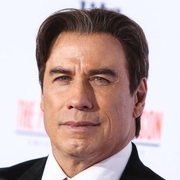 TVドラマに出演した際の顔が変だと話題になっているジョン・トラボルタ