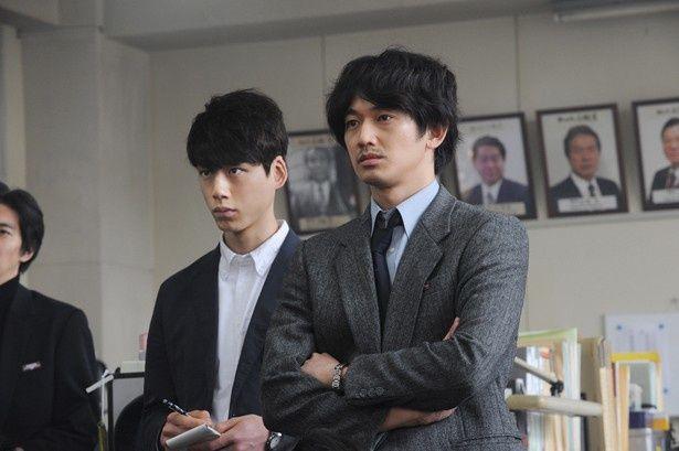 『64-ロクヨン- 前編』で坂口健太郎は記者・手嶋役に