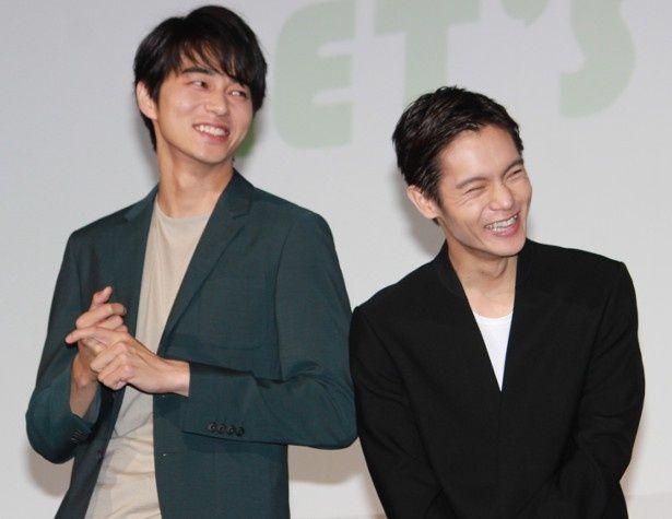 笑顔 窪田 正孝