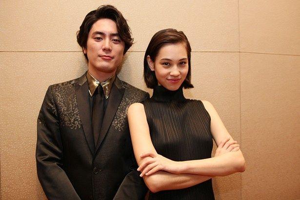 『高台家の人々』で初共演した水原希子と間宮祥太朗。息ピッタリの姉弟感に注目!