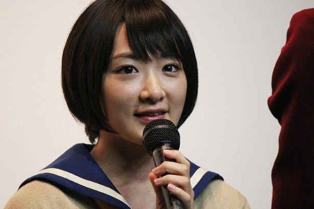 前作から引き続き主演を務める乃木坂46の生駒里奈
