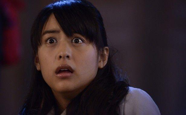 山本美月は貞子の呪いに取りつかれてしまう女子大生・有里を演じる(『貞子vs伽椰子』)