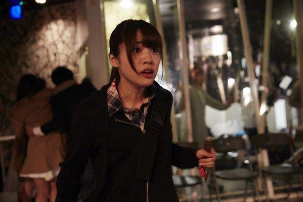 志田友美は除霊師見習いの雫音を演じる(『トイレの花子さん新章 花子VSヨースケ』)