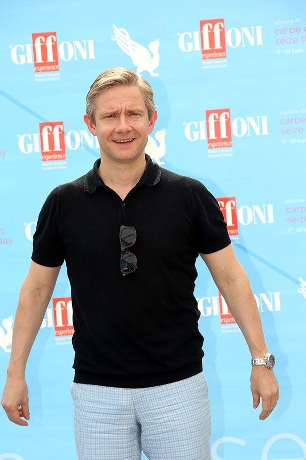 【写真を見る】白髪が増えたから?ジャレッドと同い年に見えないマーティン その他、衝撃のペアはこちら