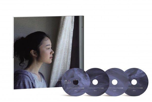 9月2日(金)発売の、DVD&ブルーレイ『リップヴァンウィンクルの花嫁』
