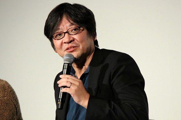 「映画の王道をアニメでやる僕はちょっと変わってる」と分析した細田監督