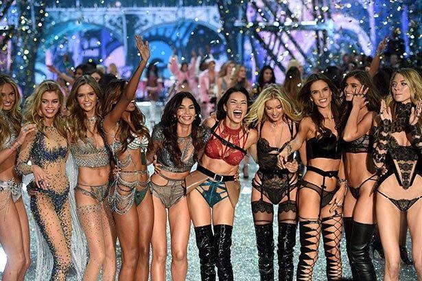 【写真を見る】美しきトップモデルたちが全員下着で集結!