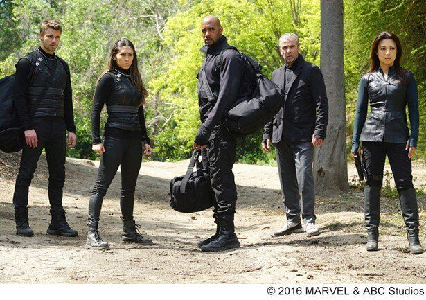 シーズン3では、これまでにない脅威にエージェントたちが立ち向かう
