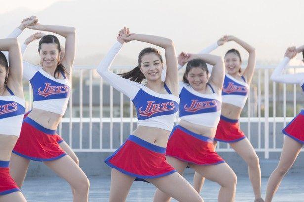 『チア☆ダン ~女子高生がチアダンスで全米制覇しちゃったホントの話~』は3月11日(土)公開