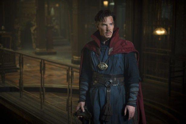 ベネディクト・カンバーバッチが異色ヒーローを演じる『ドクター・ストレンジ』