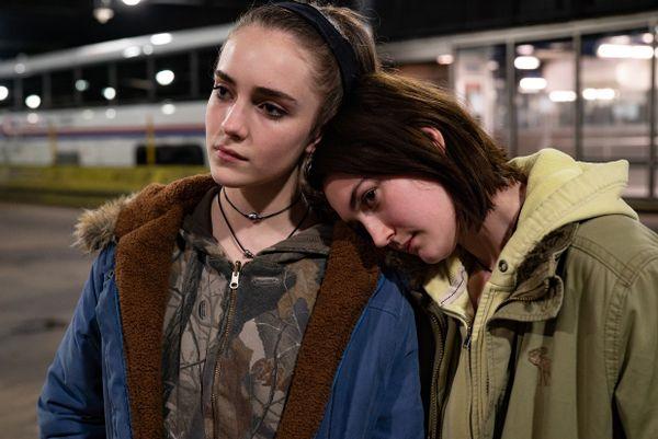 『17歳の瞳に映る世界』一般試写会
