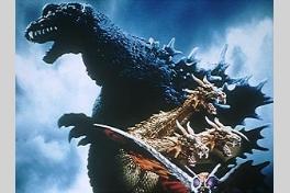 ゴジラ・モスラ・キングギドラ 大怪獣総攻撃の画像