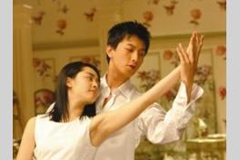 ダンサーの純情