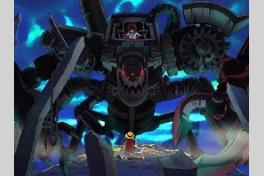 ワンピース THE MOVIE カラクリ城のメカ巨兵