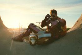 アイアンマン2の画像