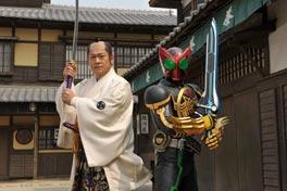 劇場版仮面ライダーオーズ WONDERFUL 将軍と21のコアメダル