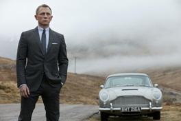 007 スカイフォールの画像