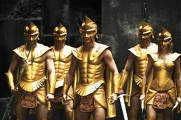 インモータルズ 神々の戦いの画像