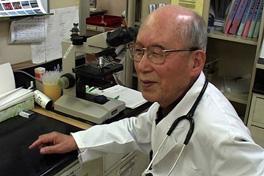 核の傷 肥田舜太郎医師と内部被曝の画像