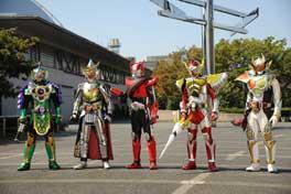 仮面ライダー×仮面ライダー ドライブ&鎧武 MOVIE大戦フルスロットル