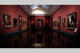 ナショナル・ギャラリー 英国の至宝の画像