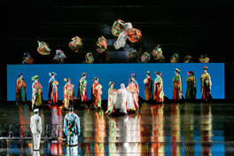 METライブビューイング2015-16 プッチーニ「蝶々夫人」の画像