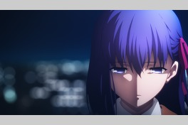 劇場版 Fate/stay night [Heaven's Feel]I.presage flower