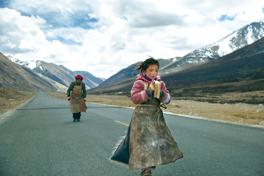 ラサへの歩き方〜祈りの2400kmの画像