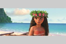 モアナと伝説の海の画像