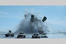 ワイルド・スピード ICE BREAKのメイン画像