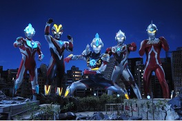 劇場版 ウルトラマンオーブ 絆の力、おかりします!のメイン画像
