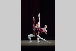 英国ロイヤル・オペラ・ハウス シネマシーズン 2016/17 ロイヤル・バレエ「ジュエルズ」の画像