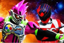 仮面ライダー×スーパー戦隊 超スーパーヒーロー大戦のメイン画像