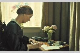 静かなる情熱 エミリ・ディキンスンの画像