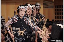シネマ歌舞伎『め組の喧嘩』のメイン画像
