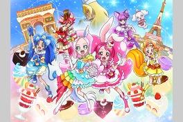 映画キラキラ☆プリキュアアラモード パリッと!想い出のミルフィーユ!のメイン画像