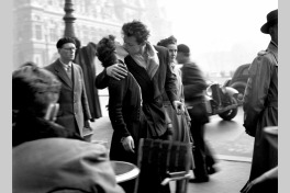 パリが愛した写真家/ロベール・ドアノー<永遠の3秒>の画像