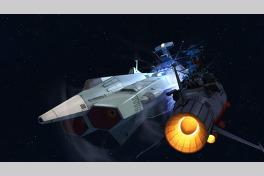 宇宙戦艦ヤマト2202 愛の戦士たち 第二章「発進篇」の画像