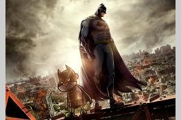 DCスーパーヒーローズvs鷹の爪団のメイン画像