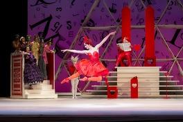 英国ロイヤル・オペラ・ハウス シネマシーズン 2017/18 ロイヤル・バレエ「不思議の国のアリス」のメイン画像