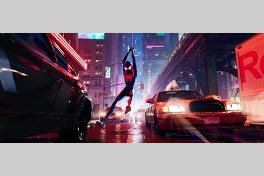 スパイダーマン:スパイダーバースのメイン画像