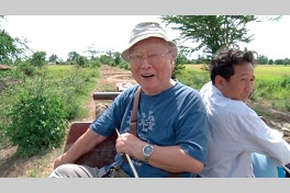 father カンボジアへ幸せを届けた ゴッちゃん神父の物語のメイン画像