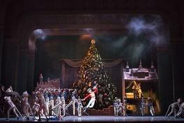 英国ロイヤル・オペラ・ハウス シネマシーズン 2018/19 ロイヤル・バレエ「くるみ割り人形」のメイン画像