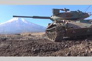 アトラクション4D 戦車ライド