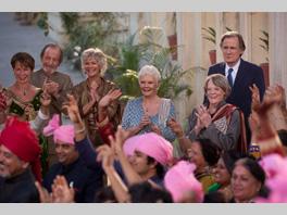 映画作品:マリーゴールド・ホテル 幸せへの第二章